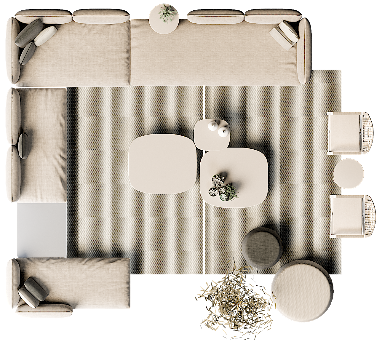 Senja Sofa Top Furniture Furniture Layout Luxury Living Room Design