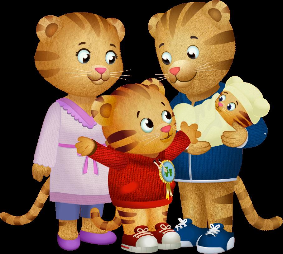 Pbs Kids Columbinefamilypractice Games Family Health Wellness Doctor Child Kid E Daniel Tiger Birthday Party Daniel Tiger Birthday Daniel Tiger Family