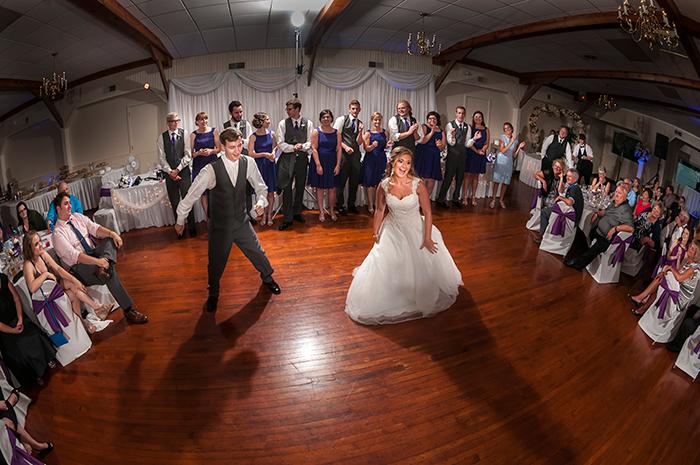 Marissa Tanner Springlake Party Center Soiree Today S Bride Ohio Outdoor Wedding Plum Wedding Bride