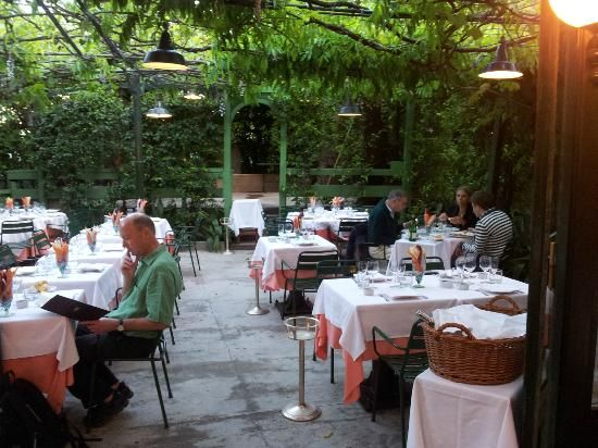 Osteria delbinari ristorante foto e milano for Mobili lago milano