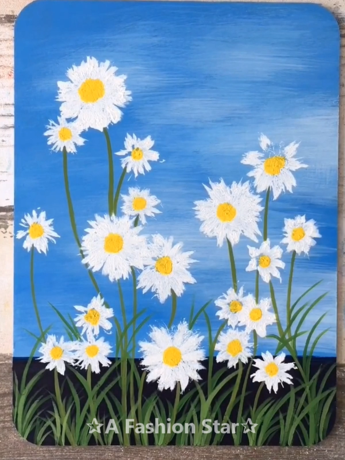 6 Super Easy Painting Art For Home Decor – Painting For Beginner #easypaintings
