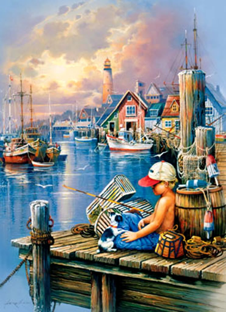 Dona Gelsinger Puzzles | Online USA Map Jigsaw Puzzle | art ...