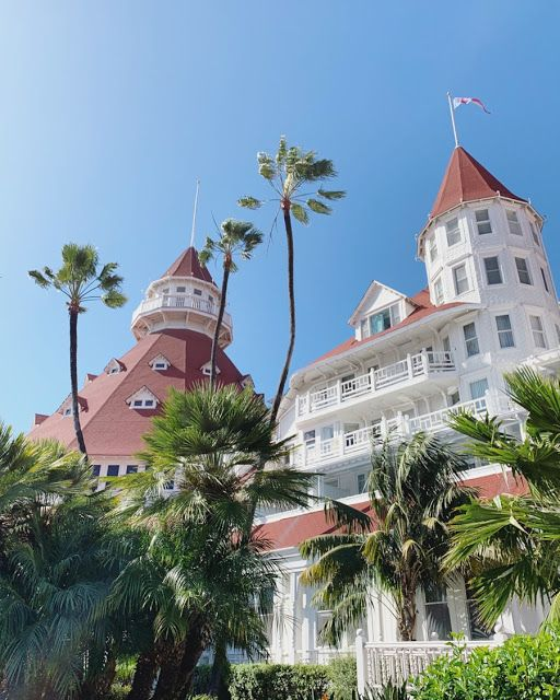 Coronado Island One Last San Diego Sunset And Monday: Travel // Hotel Del Coronado, San Diego And The Last Part
