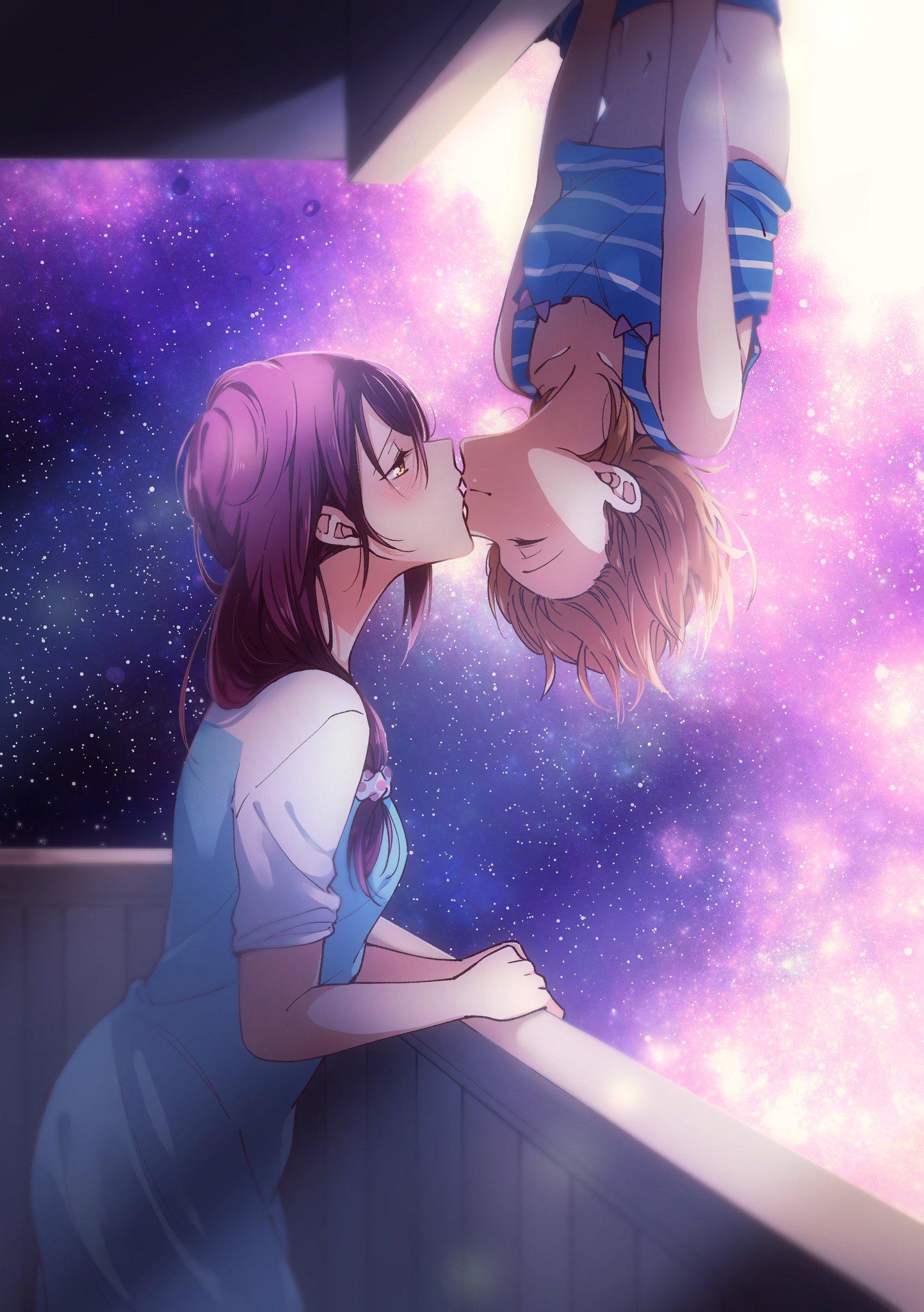 Pin By Kamisa Inu On Yuri Anime Yuri Anime Yuri