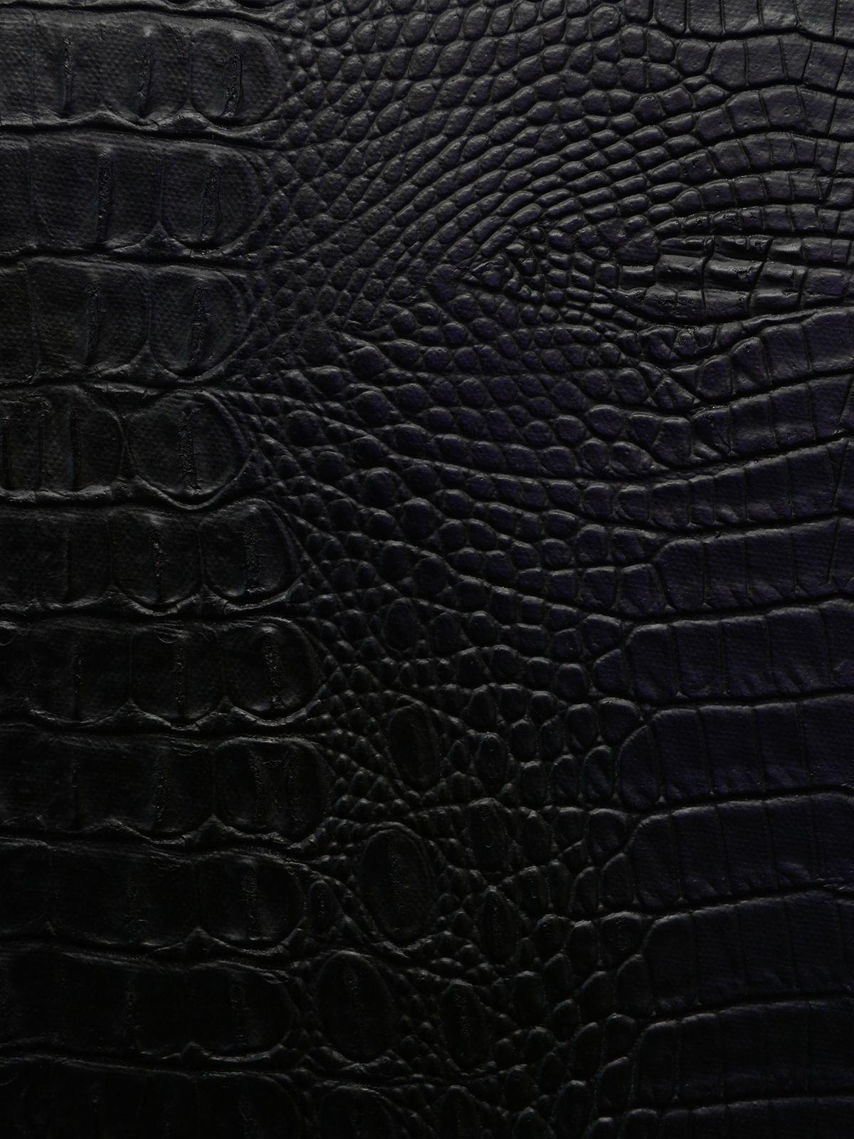 Crock Matte Black 3 Yard Minimum Black Textured Wallpaper Matte Black Yellow Aesthetic