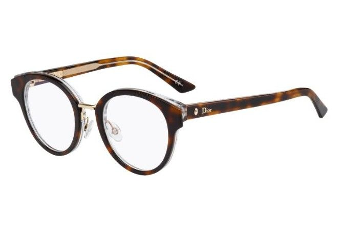 d6f18f8d3a2 Lunettes de vue DIOR Ecaille MONTAIGNE 7 G9Q 48 22. Find this Pin and more  on Sunglasses ...