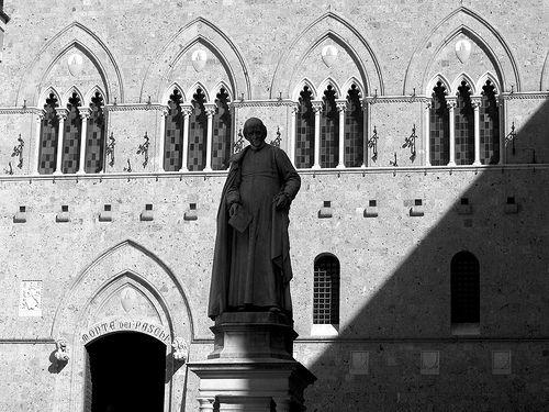 Sallustio Bandini - Rocca Salimbeni, Pisa