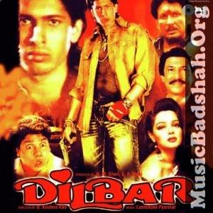 Dilbar 1995 Bollywood Hindi Movie Mp3 Songs Download Mp3 Song Hindi Movies Songs