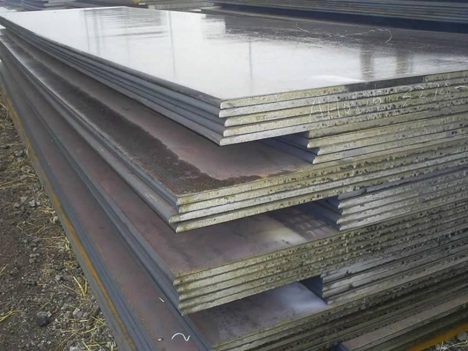 Carrying Stainless Steel Alloys Stainless Steel Hot Rolled Plate Is Considered As Austenitic Grades Of Steel Plate