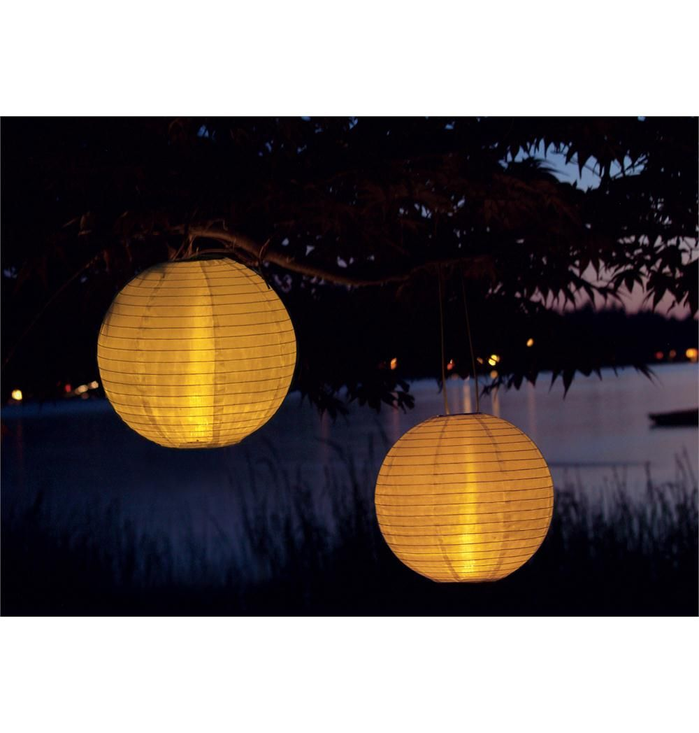 Soji Original 10 Round Solar Lantern Solar Hanging Lanterns Solar Lanterns Solar Powered Lanterns