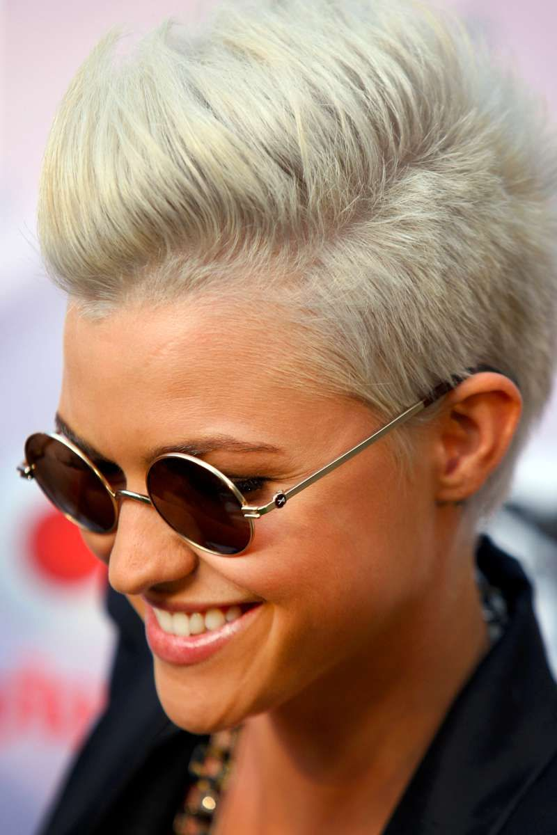 off the face short hairdos 2015 - Google Search | Short hairstyles for women, Womens hairstyles ...