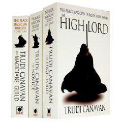 The Black Magician Trilogy By Trudi Canavan Epic Fantasy Books Books The Magicians