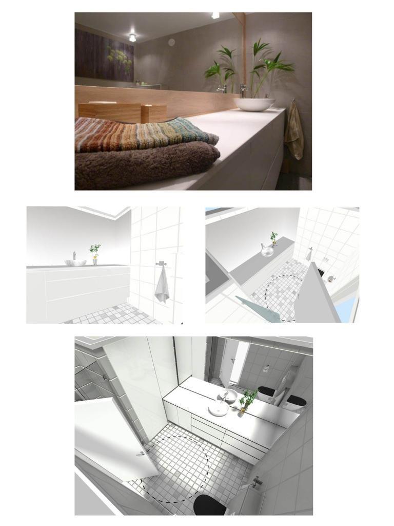 Bad/gjestebad/vaskerom | Nr14