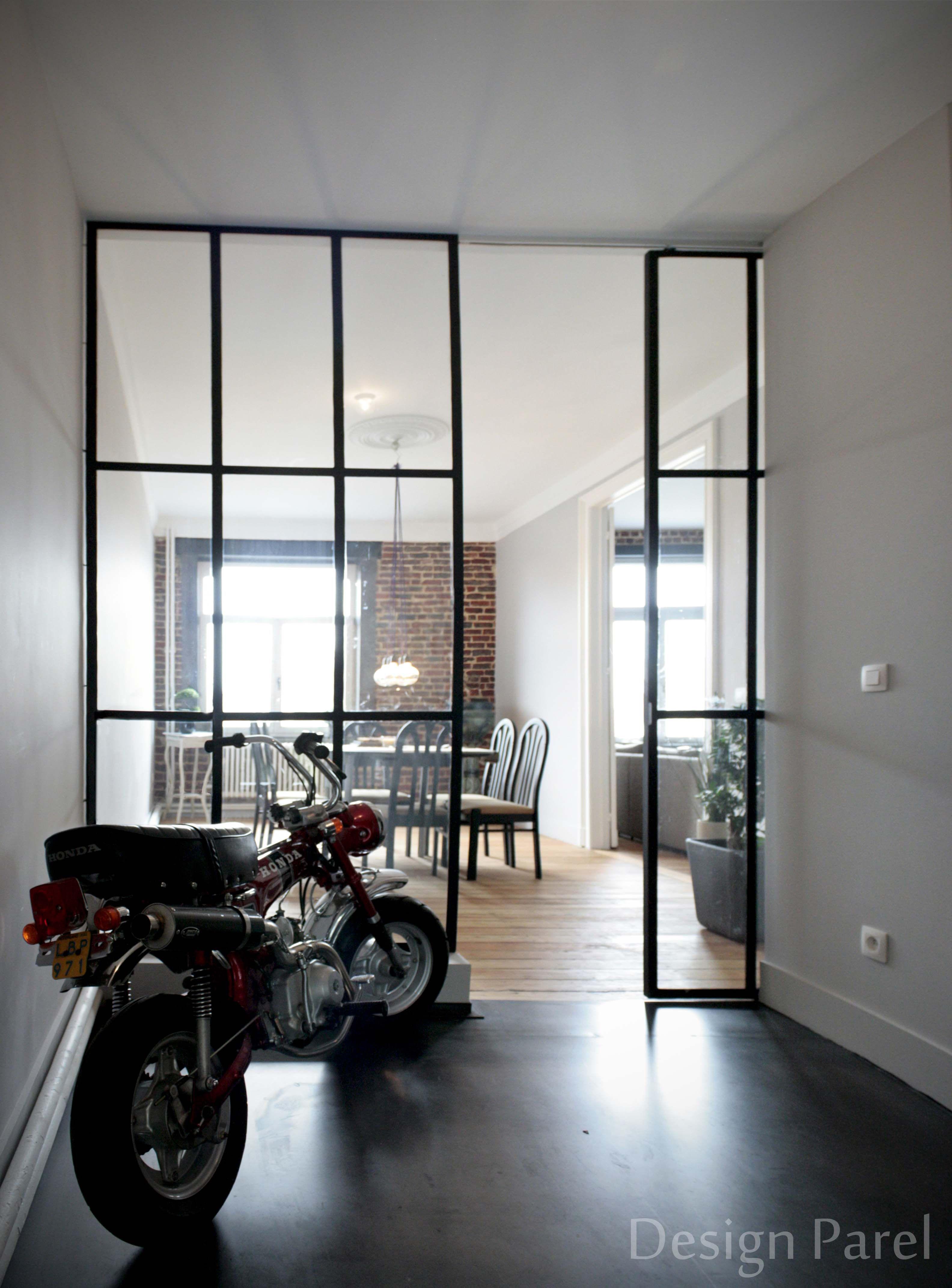 r novation appartement loft bruxelles architecte int rieur cr ation sur mesure style. Black Bedroom Furniture Sets. Home Design Ideas