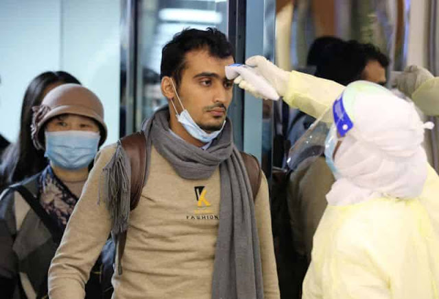 Saudi Arabia asks passengers to declare if They visited