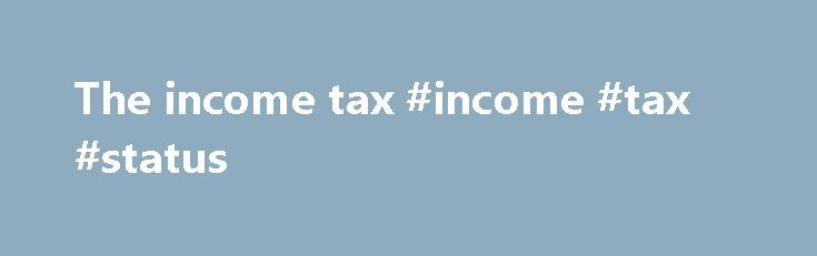 The income tax #income #tax #status http://income.remmont.com/the-income-tax-income-tax-status/  #the income tax # File Validation Utility (FVU) version 2.147 (to validate statement(s) pertaining to FY 2007-08 to 2009-10) and FVU version 5.1 (to validate statement(s) pertaining to FY 2010-11 onwards) are available for download at TIN website. NSDL e-Gov Return Preparation Utility (RPU version 1.6) for e-TDS/TCS Statements from FY 2007-08 onwards is released […]