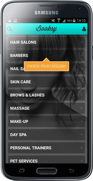 The Booksy App takes the stress out of booking salon
