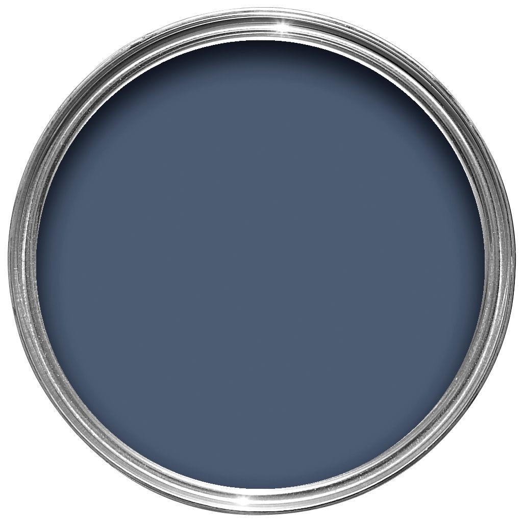 dulux timeless classics breton blue matt emulsion paint 2. Black Bedroom Furniture Sets. Home Design Ideas