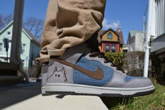 the best attitude 870a3 6762d nike sb quasimoto