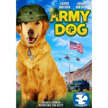 Army Dog Vudu Digital Video On Demand Army Dogs Dogs Dog Movies