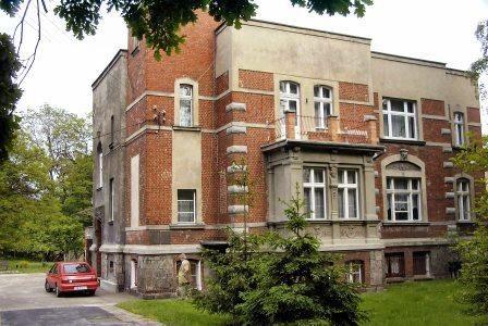 Bonhoeffer Geburtshaus Breslau (Wroclaw)