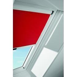 Rotoinnenrollo Exclusiv für Fenstergröße 1314 Baureihe 73H Holz 1R04 braunbeige Rotoroto