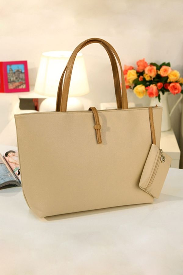 Fashion Whole Colored Tote Bag Oasap