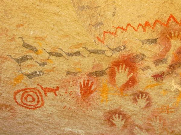 Cueva de las Manos,Argentina