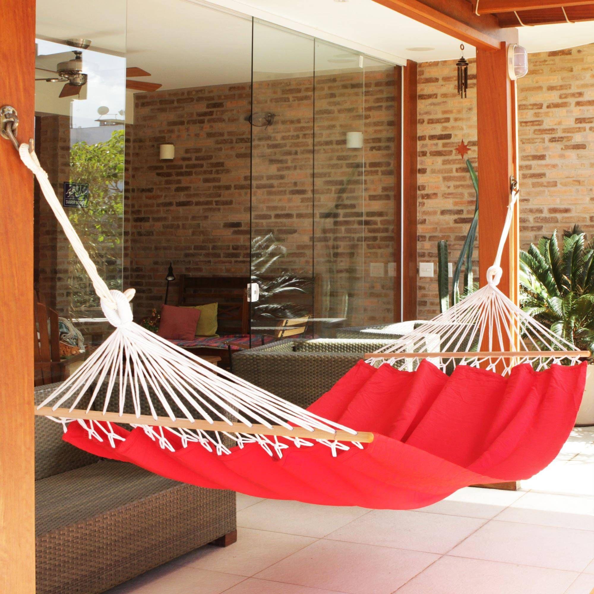 Single bar hammock