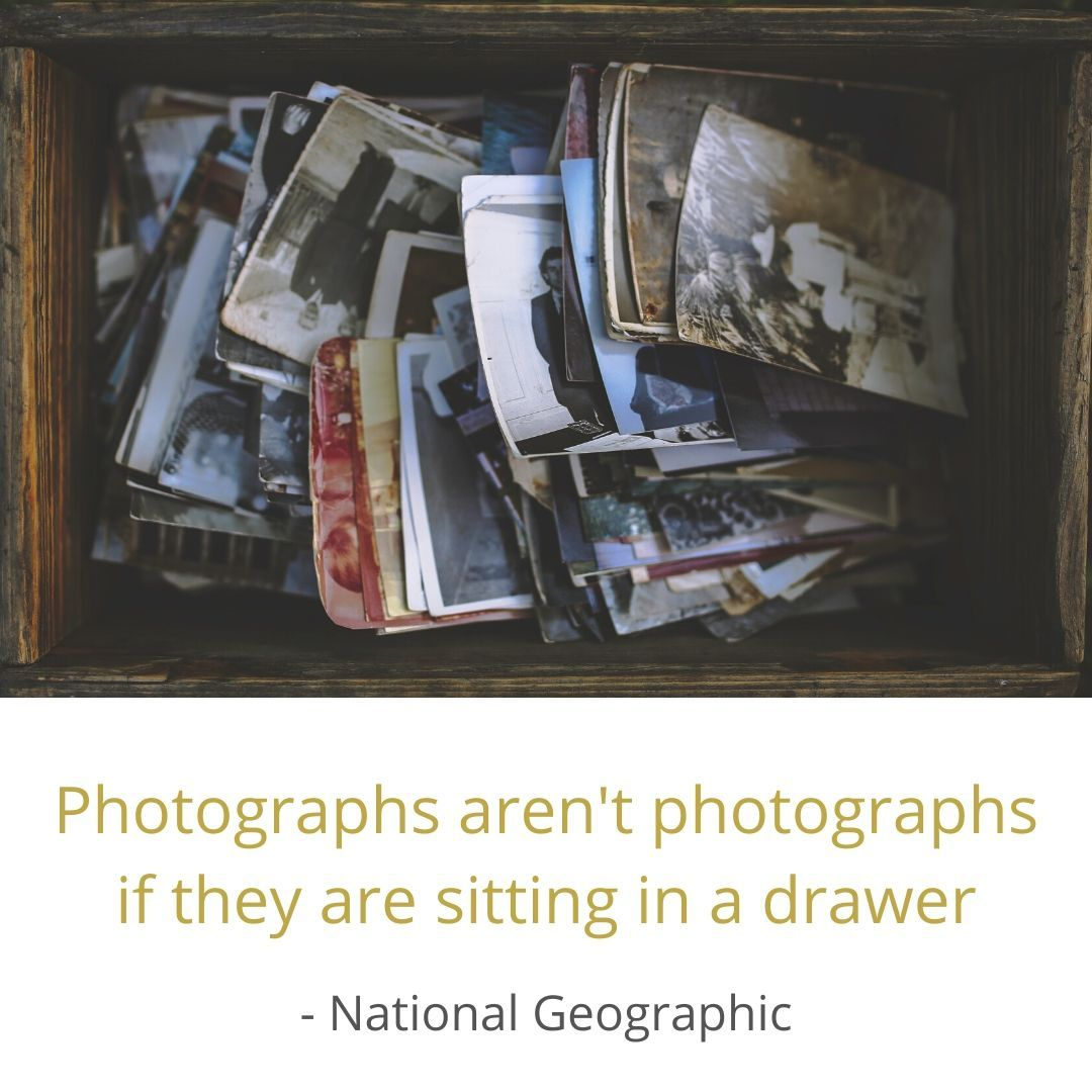 Don't let your priceless memories sit unused in a box or a drawer. With a digital copy of your printed photos you can create photo books, photo mugs, canvas prints, the possibilities are endless.  #nationalgeographic #quoteofday #photobooks #photobackup #photostorage #printedphotos #oldphotoalbums #oldfamilyphotos #oldphotos #photomugs #canvasprints #sharewithyourfamily #shareyourmemories #shareyourphotos #printedcopy #digitallife #digitizenow #digitizeyourlife #digitalcopy #digitalphotos