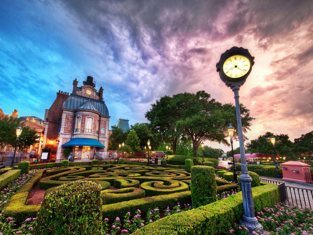 Disney World - Epcot : France