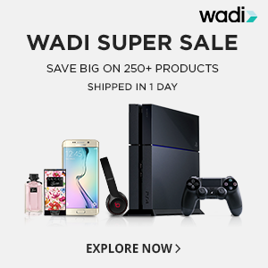 Flash SALE at Wadi com | EDEALO Offers | Coupon deals, Baby