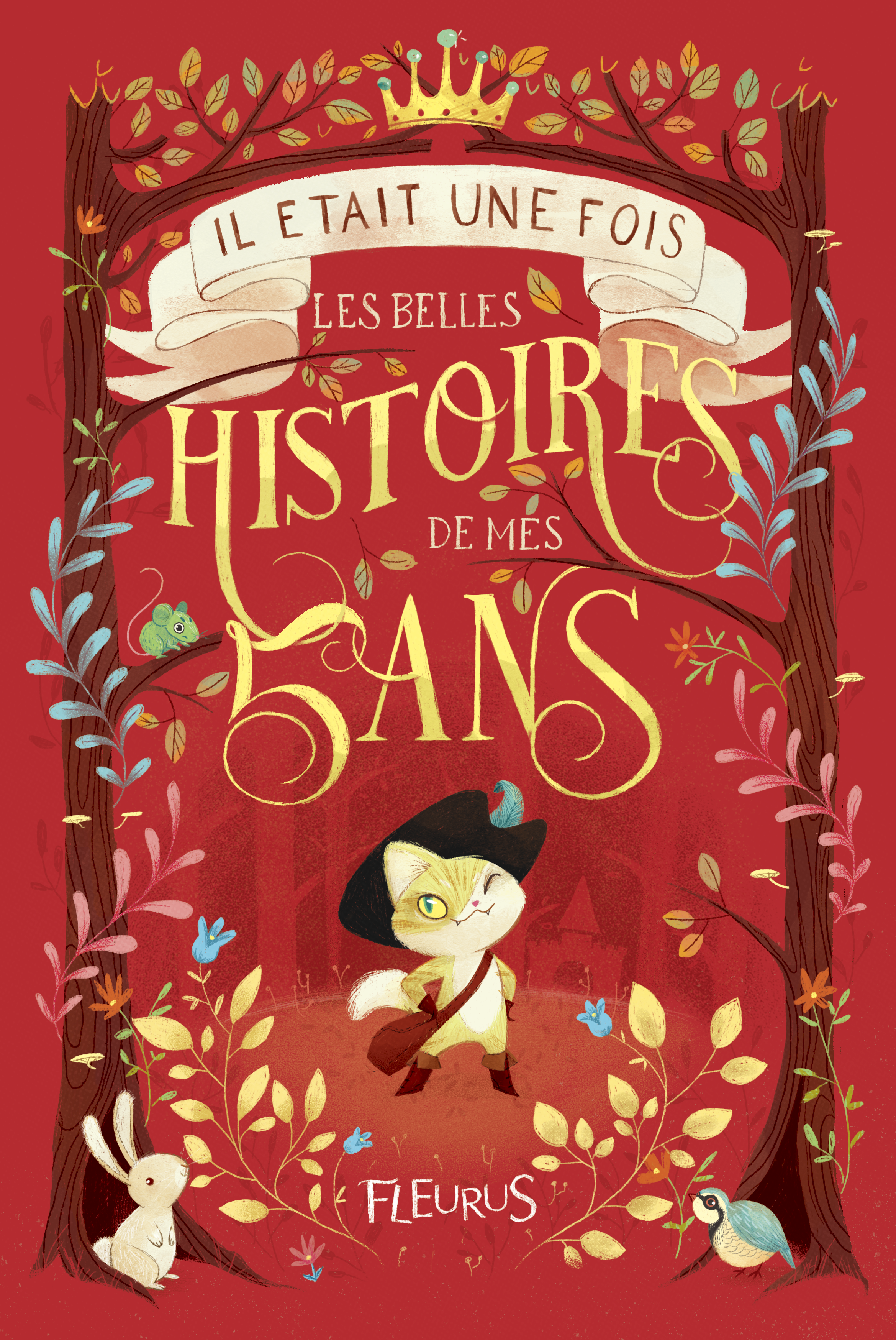 Cover Design For A Set Of Books For The French Publisher Fleurus Editions Anthologies Of Children S Book Cover Illustration Book Cover Art Book Cover Design