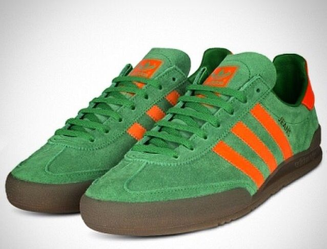 Disciplinario seriamente sombrero  My adidas Jeans in Green/Orange have arrived and have been added to my  collection - nice!! | Adidas boots, Winter outfits, Summer outfits