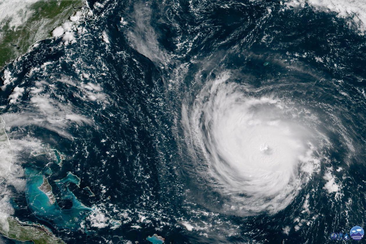 Hurricane Florence Poses Major Threat To U S Southeast Coastline Storm Surge East Coast Hurricane