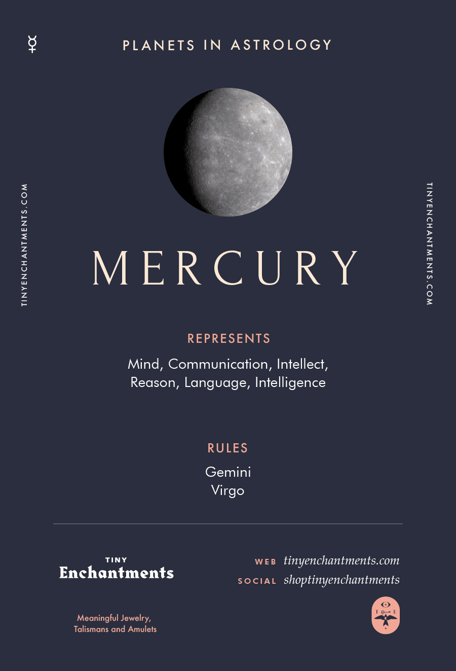 Mercury: The Planet of Communication