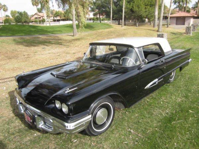 1959 Ford Thunderbird for sale by Owner Glendale, AZ