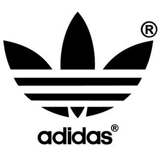 chaussure adidas image logo design