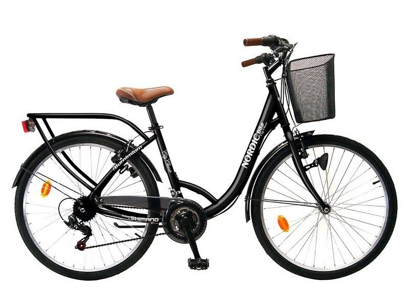 Nordic Bike Townie Bike Classic Bikes Bike Ride
