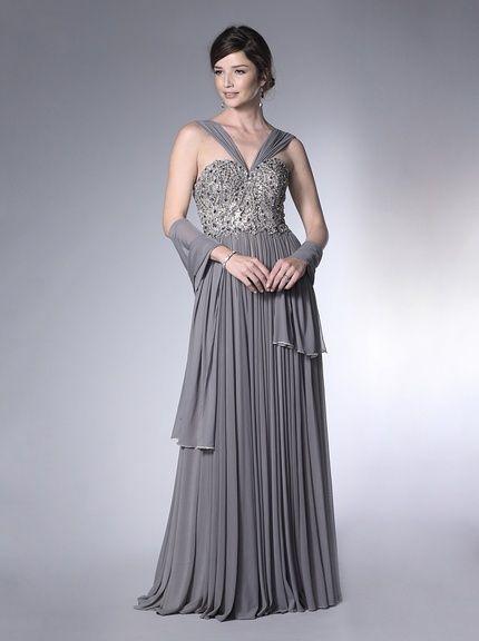 Terani Womens Gown with Beading, http://www.myhabit.com