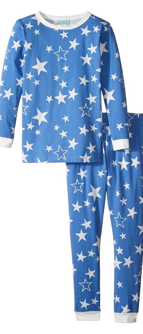 BedHead Kids Long Sleeve Long Pants Set (Toddler/Little Kids) (Blue My Superstar) Boy's Pajama Sets - BedHead Kids, Long Sleeve Long Pants Set (Toddler/Little Kids), 2010-KB7-7236, Apparel Sets Sleepwear, Sleepwear, Sets, Apparel, Clothes Clothing, Gift, - Street Fashion And Style Ideas