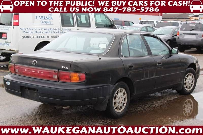 This 1994 Toyota Camry Xle Is Listed On Carsforsale Com For 800 In Waukegan Il This Vehicle Includes Front Air Conditio Used Toyota Camry Camry Toyota Camry