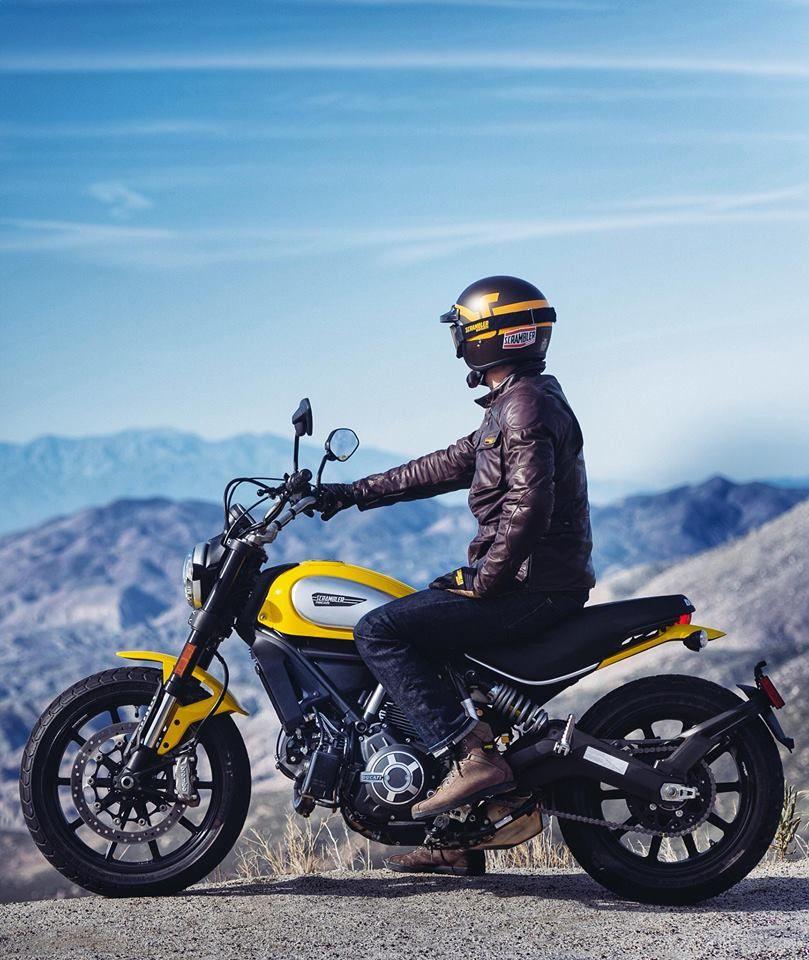 Pin by Martin on MOTO Beginner motorcycle, Ducati, Scrambler