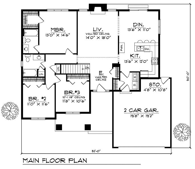 Unique Custom House Plans Ahmann Design Inc Building Plans House House Floor Plans House Plans