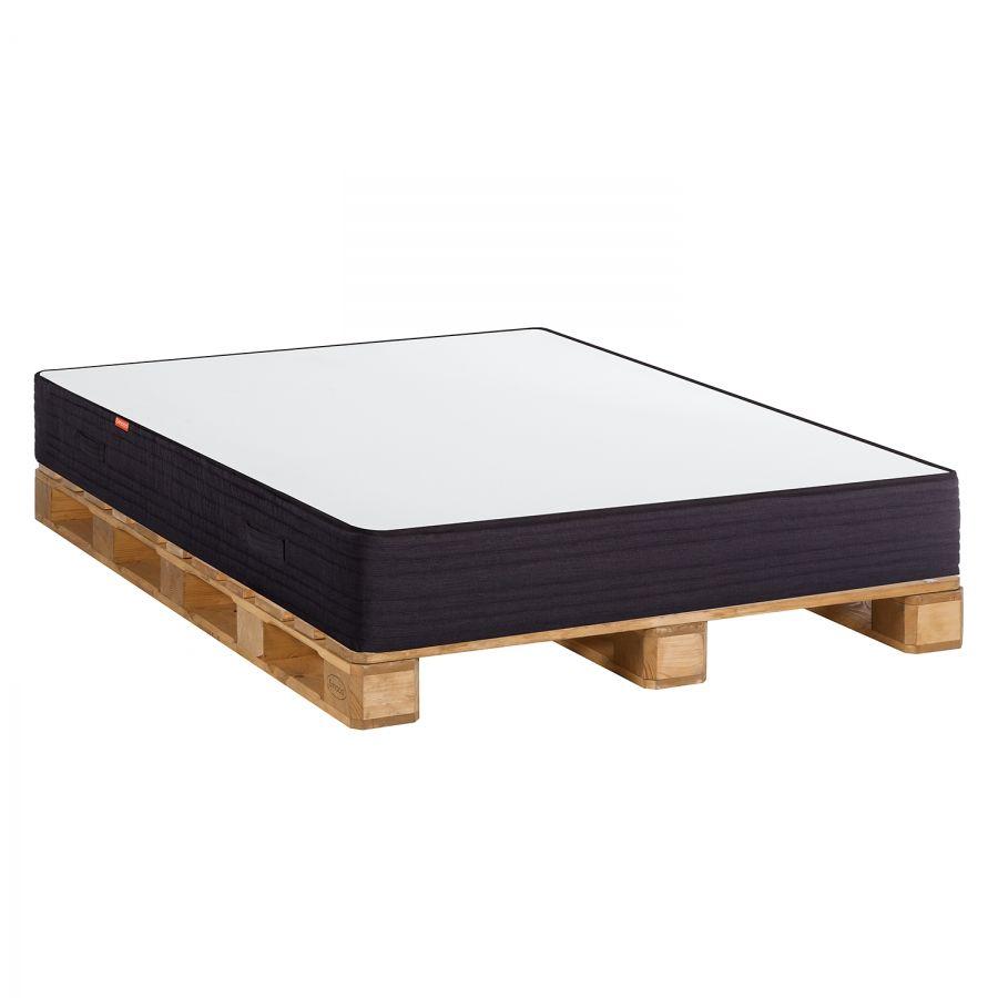 Palettenbett Smood 140x200 Cm Aus Massivholz Online Kaufen Palettenbett Palettenbett Selber Bauen Bett