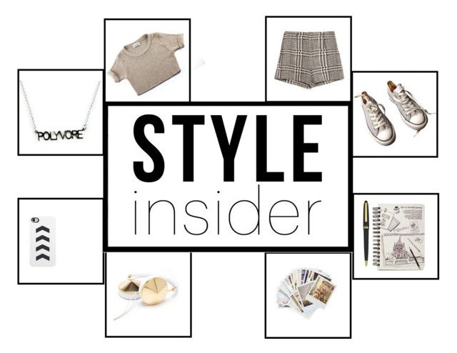 """Style Insider"" by jsf001 ❤ liked on Polyvore featuring Converse, Zara, Frends, Chronicle Books, contestentry and styleinsider"