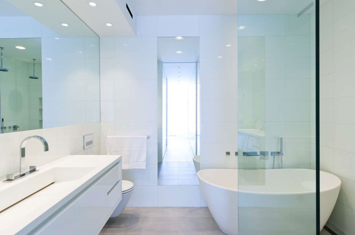 Wadia Residence by Resolution: 4 Architecture | Bathrooms ...