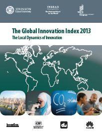 Índice mundial de innovación 2013