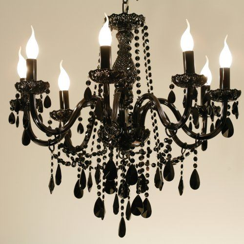Find it at the foundary black gothic chandelier nest designing find it at the foundary black gothic chandelier aloadofball Images