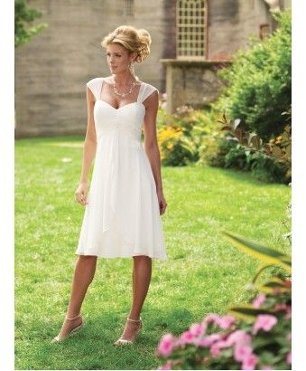 Short Destination Wedding Dresses
